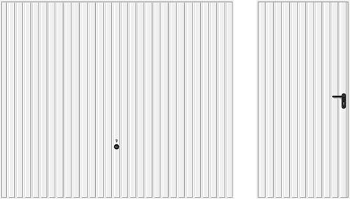 Motif 902, blanc trafic, RAL 9016